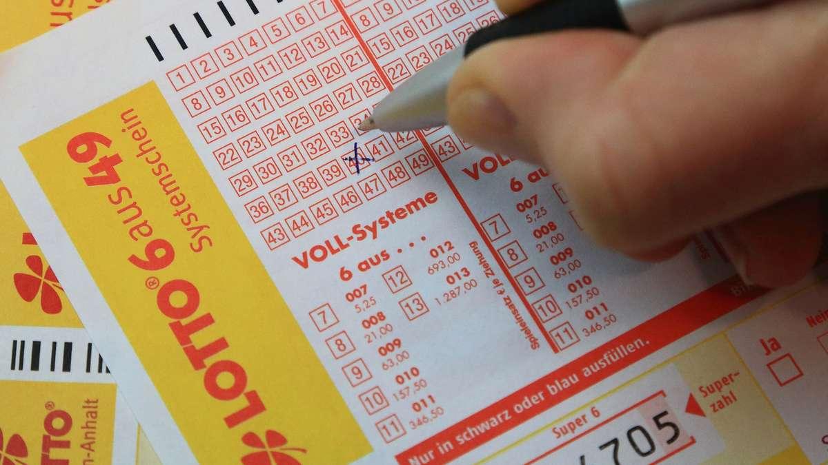 Lotto Am Samstag Ergebnisse