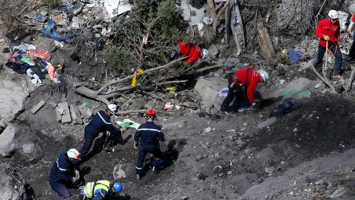 Germanwings Opfer Liste
