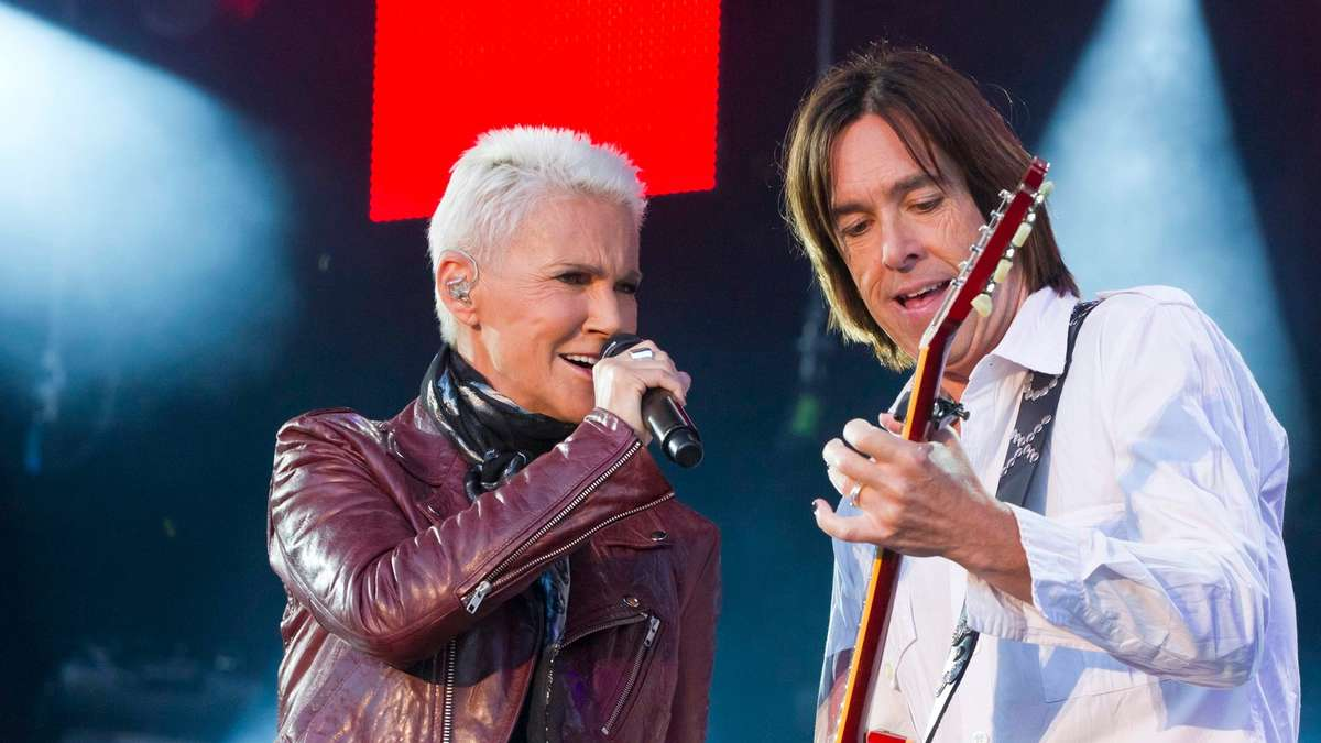 Roxette Tour Listen To Your Heart