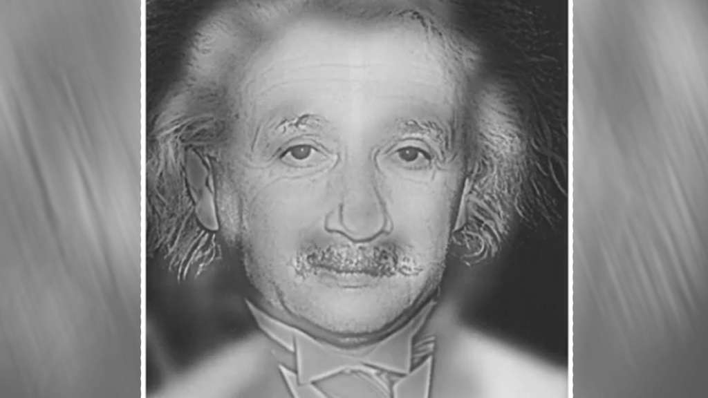 Albert Einstein, Marylin Monroe