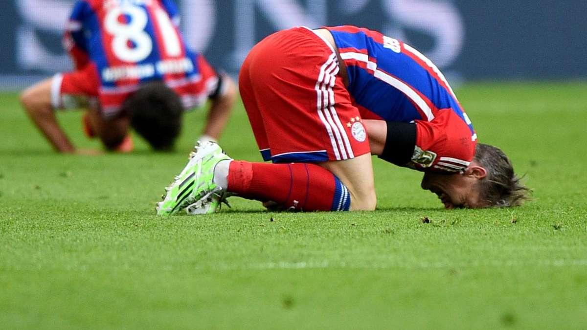 Bastian Schweinsteiger Verletzung
