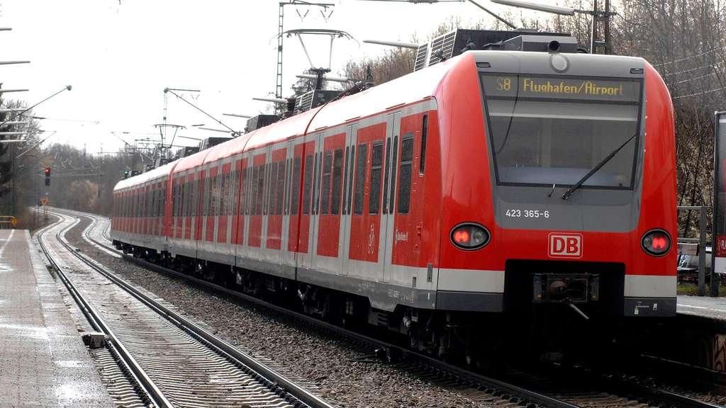 S-Bahn München: Falsche Kontrolleure, Graffiti, Sturm ...
