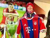 William, Kalifornien, FC Bayern