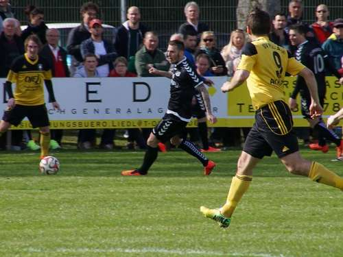11.04.2015 SV Pullach - FC Pipinsried