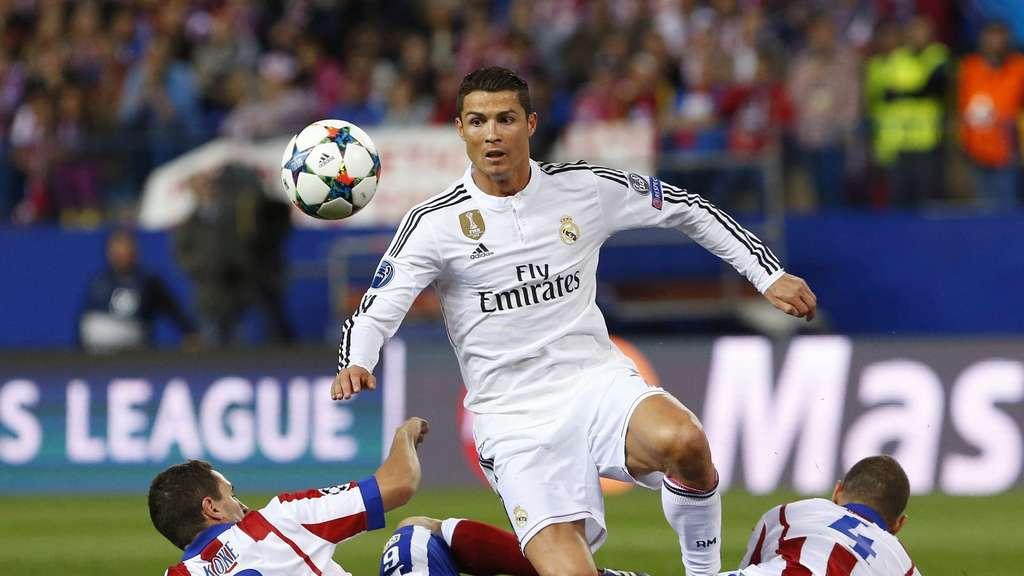 real madrid gegen atletico madrid live stream