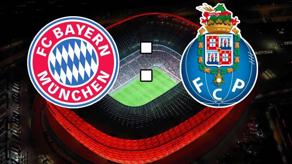 Liveticker Bayern Porto