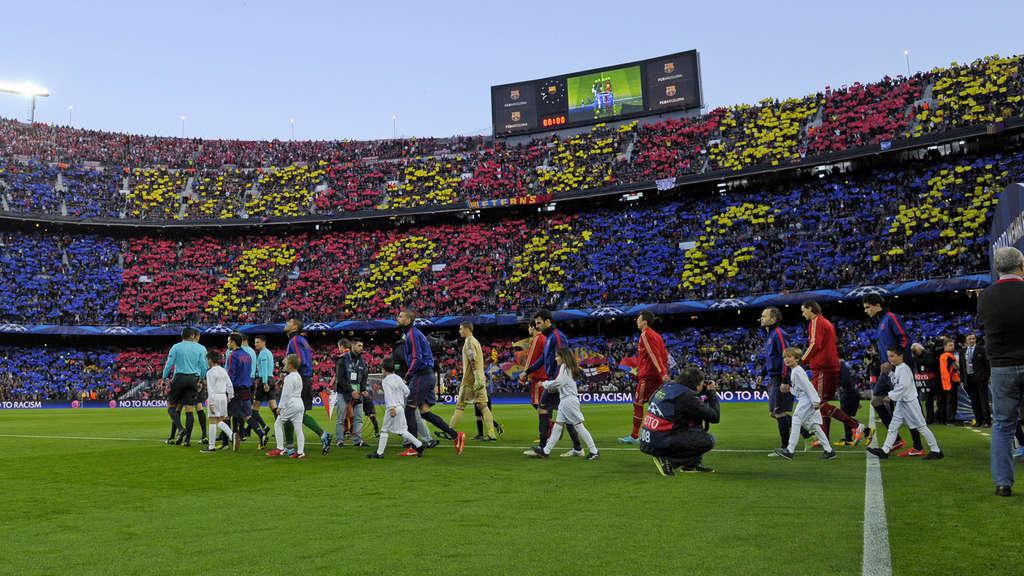 Fc Barcelona Fc Bayern Live Stream Free Tv Und Ticker