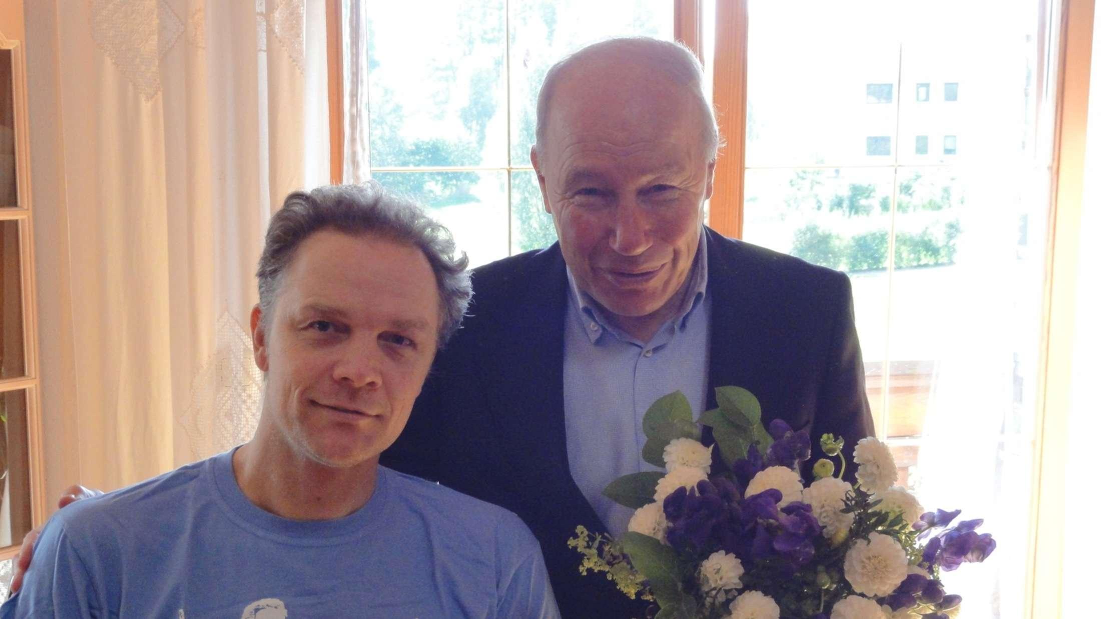 Olaf Bodden und Karsten Wettberg (2014).