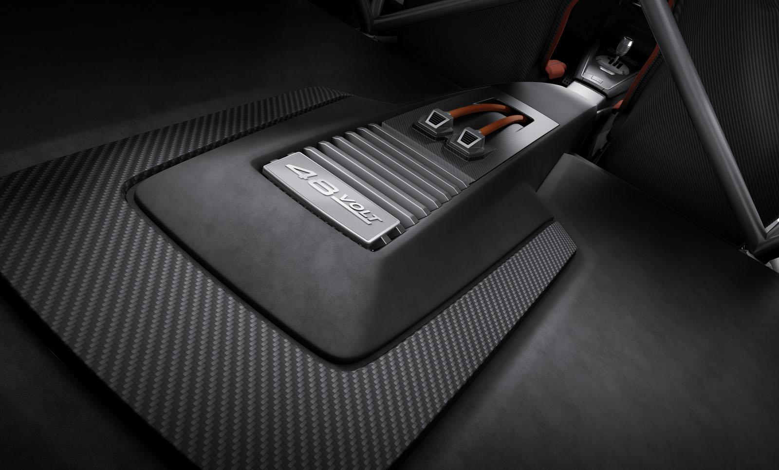 Audi Tt Clubsport Turbo Weltpremiere Am Wörthersee Mit 600 Ps Auto