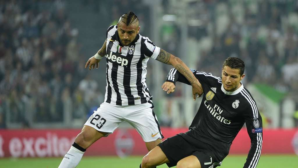 Real Madrid, Juventus Turin, Champions League