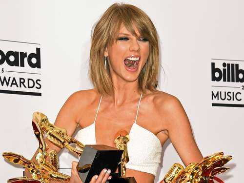 Taylor Swift herausragende Siegerin der Billboard Awards