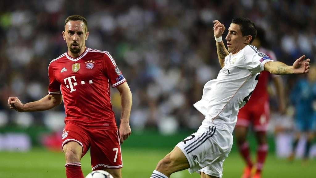Champions League FC Bayern Real Madrid Auslosung