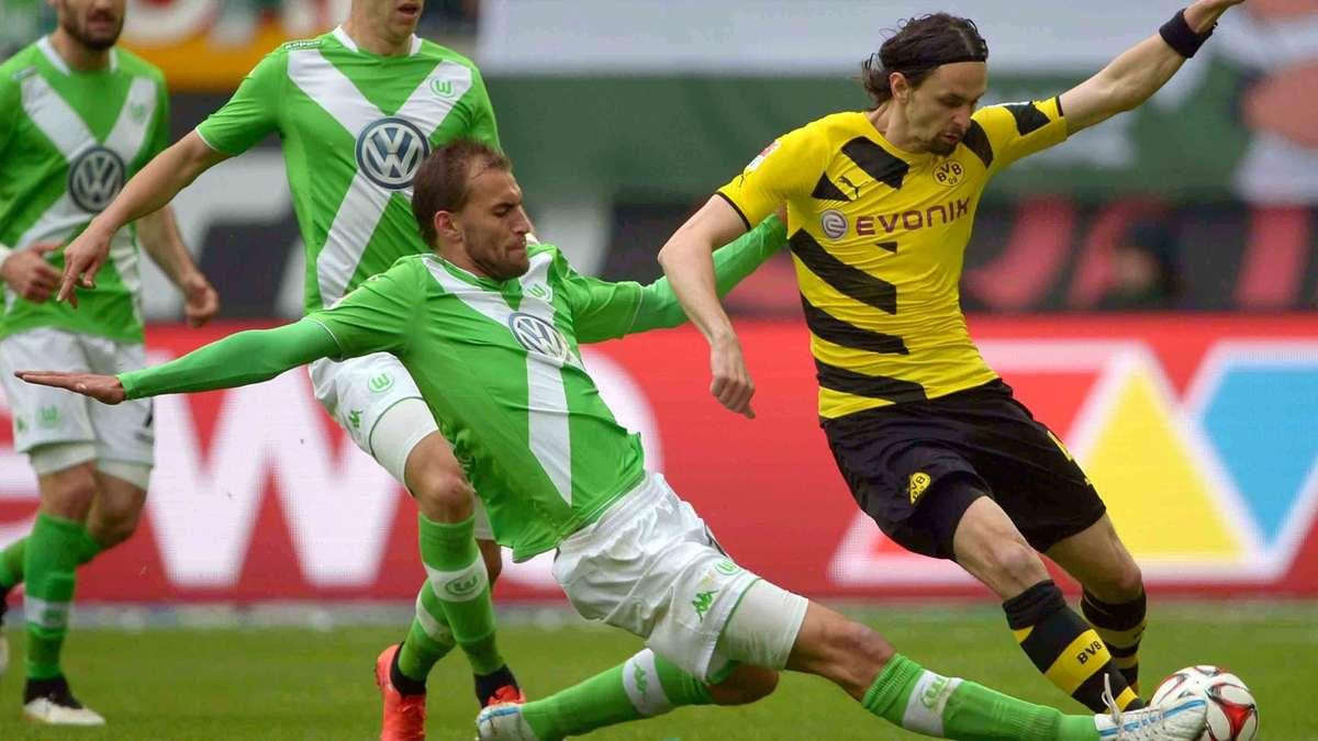 Dortmund Wolfsburg Dfb