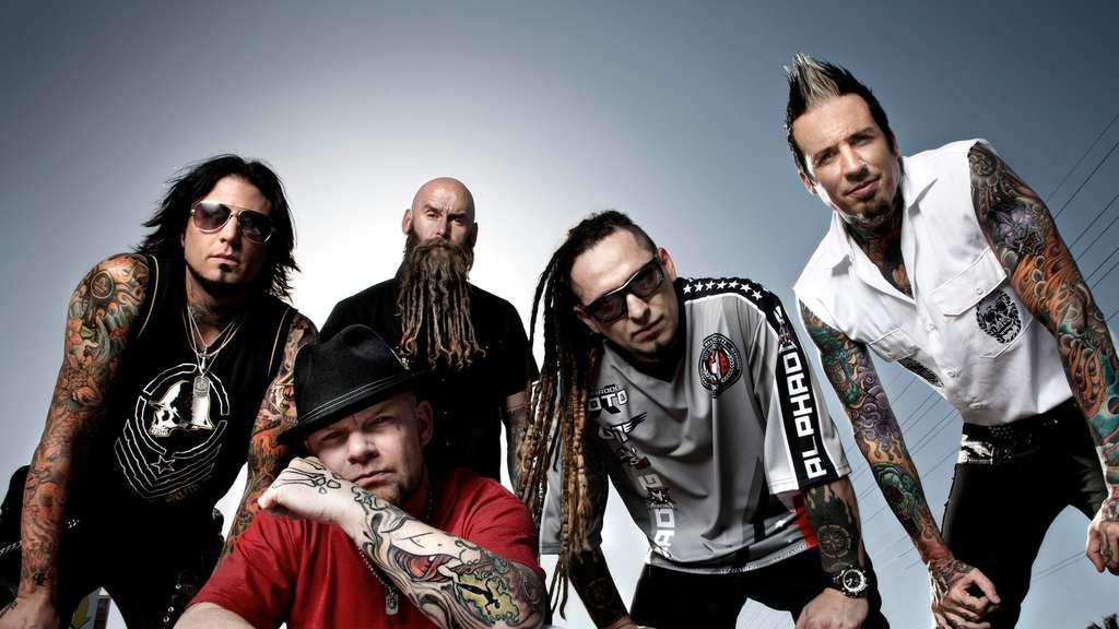 Five Finger Death Punch Diese Band Ist Die Entdeckung Bei