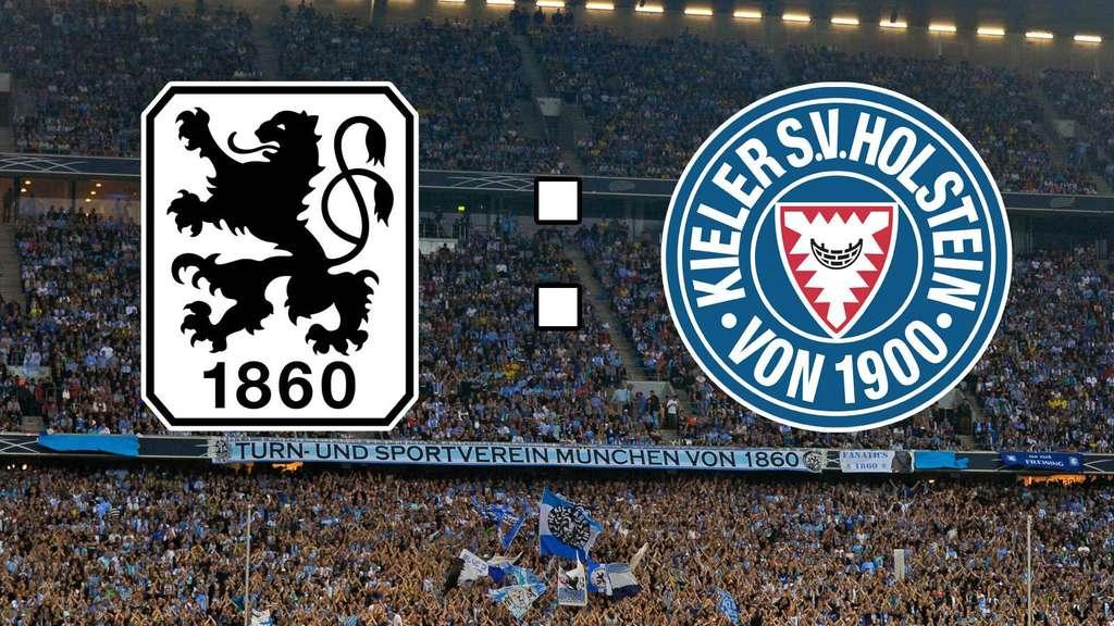 1860 Gegen Kiel Live