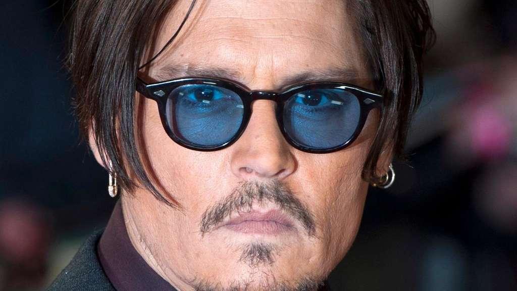 Johnny Depp Wird Neues Gesicht Bei Dior Stars