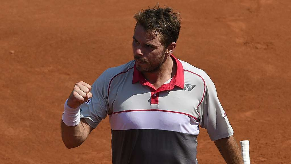 French Open Stan Wawrinka Finale
