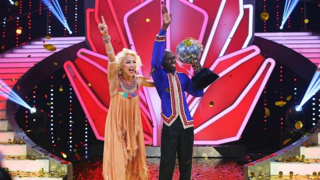 Hans Sarpei Gewinnt Lets Dance Stars