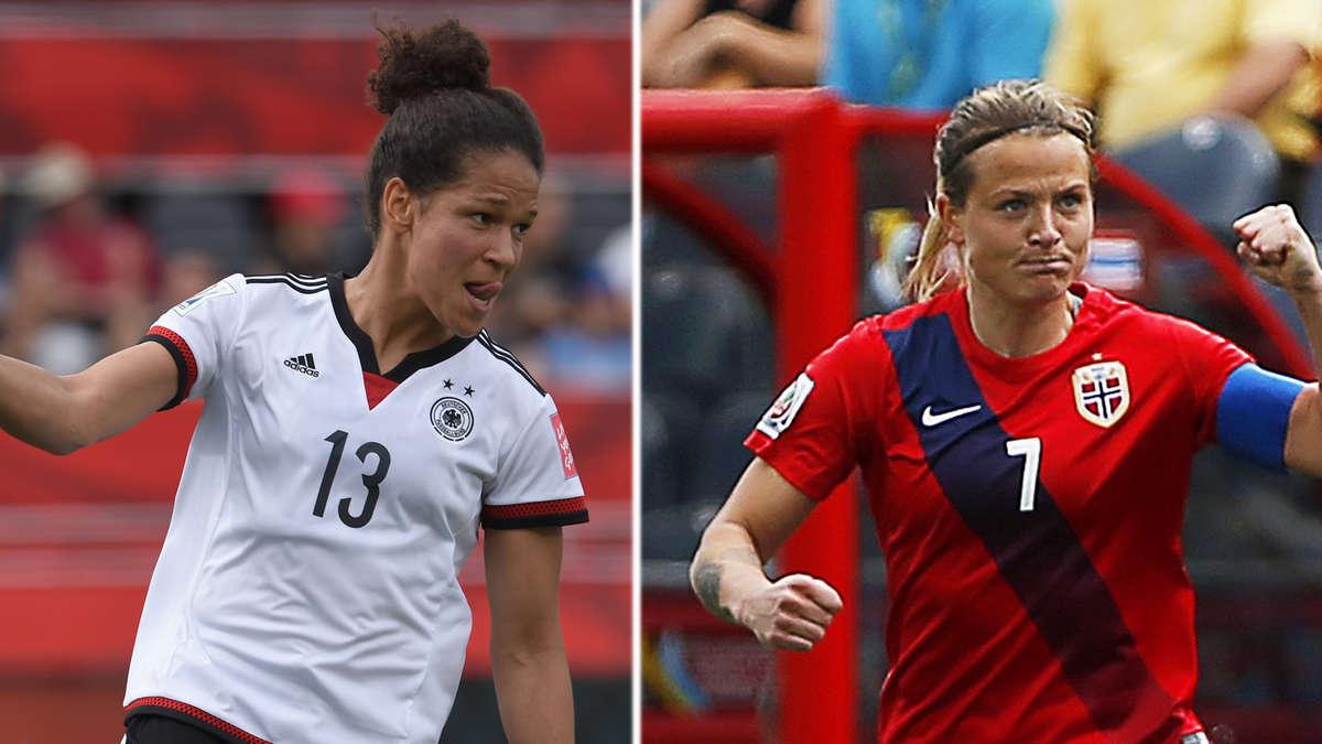 Deutschland Gegen Norwegen