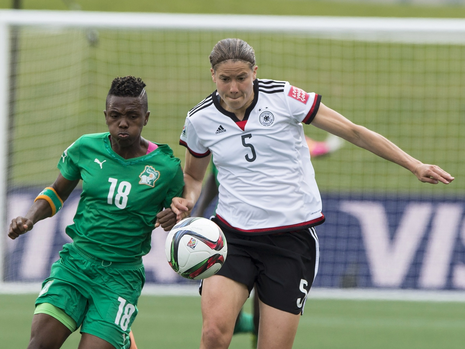 Frauen Fußball Wm 2015 In Kanada Kader Deutschland Mannschaft Fußball