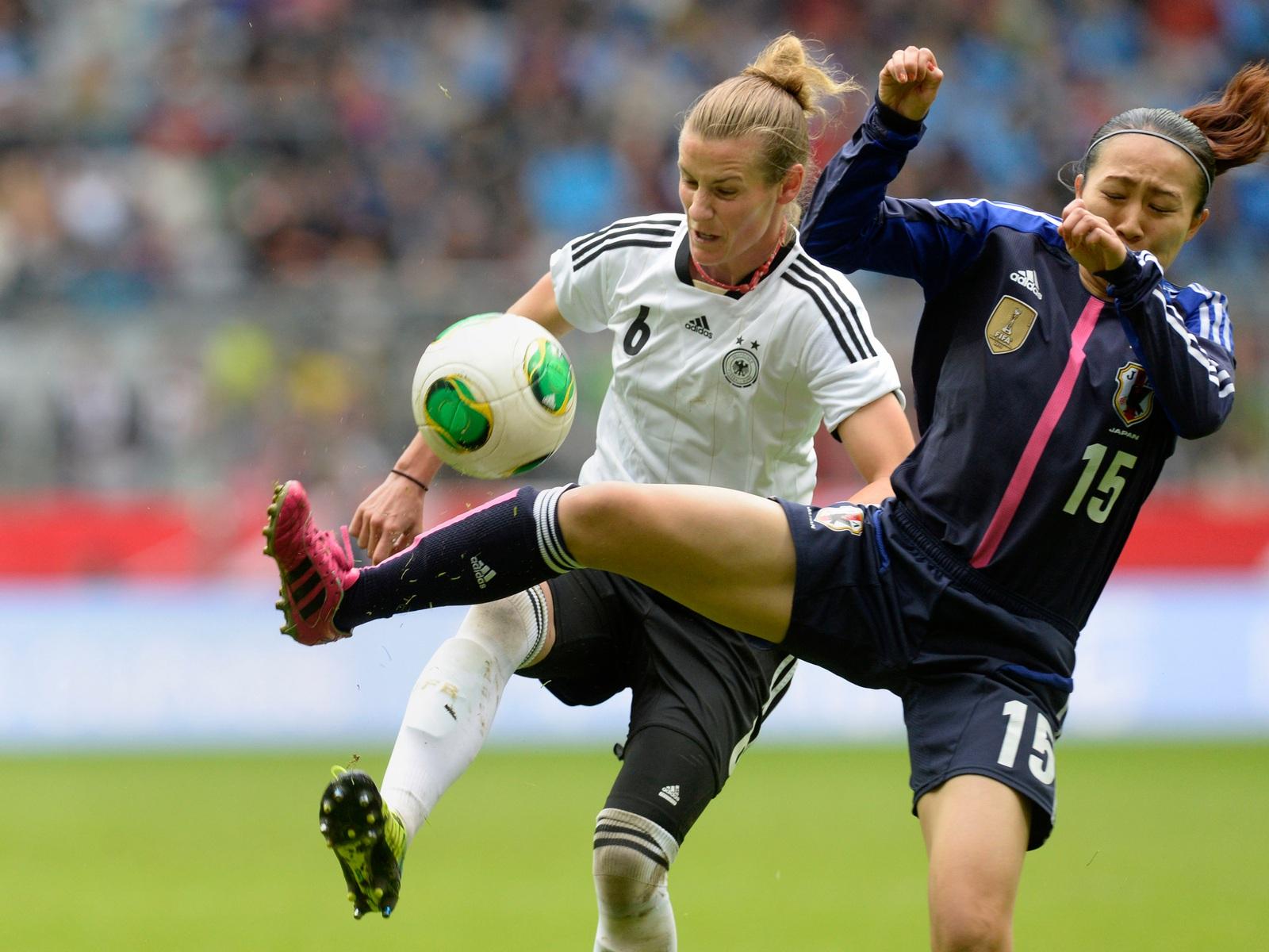 Frauen Fussball Wm 2015 In Kanada Kader Deutschland