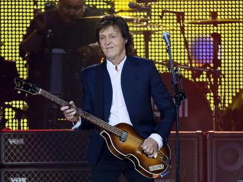 Paul McCartney widmet Opfern von Charleston Beatles-Song