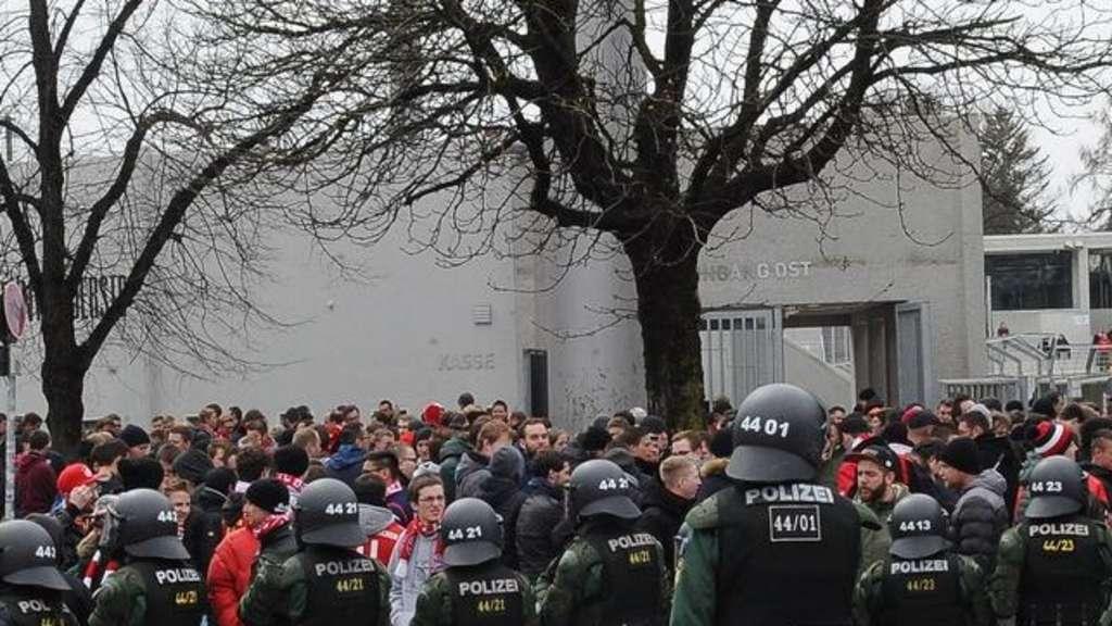 München Randale