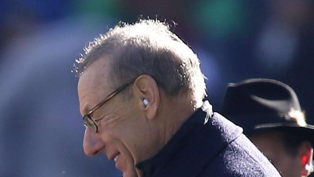 Stephen Ross ist Besitzer des American-Football-Teams Miami Dolphins. Foto: Matt Campbell