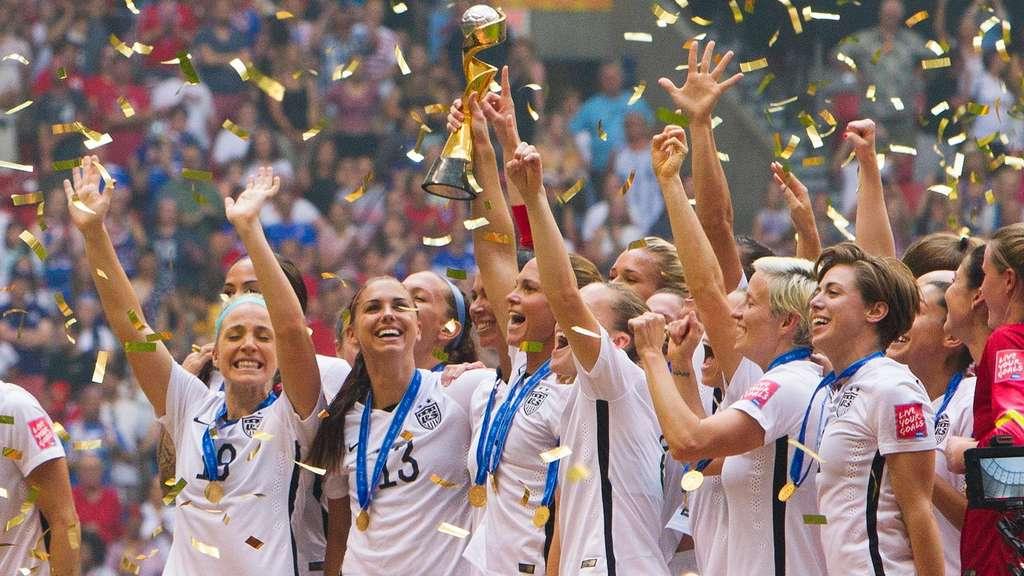 Fußball Weltmeisterschaft Frauen