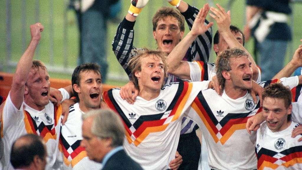Fussball Wm 1990 22 Weltmeister Und Was Aus Ihnen Wurde