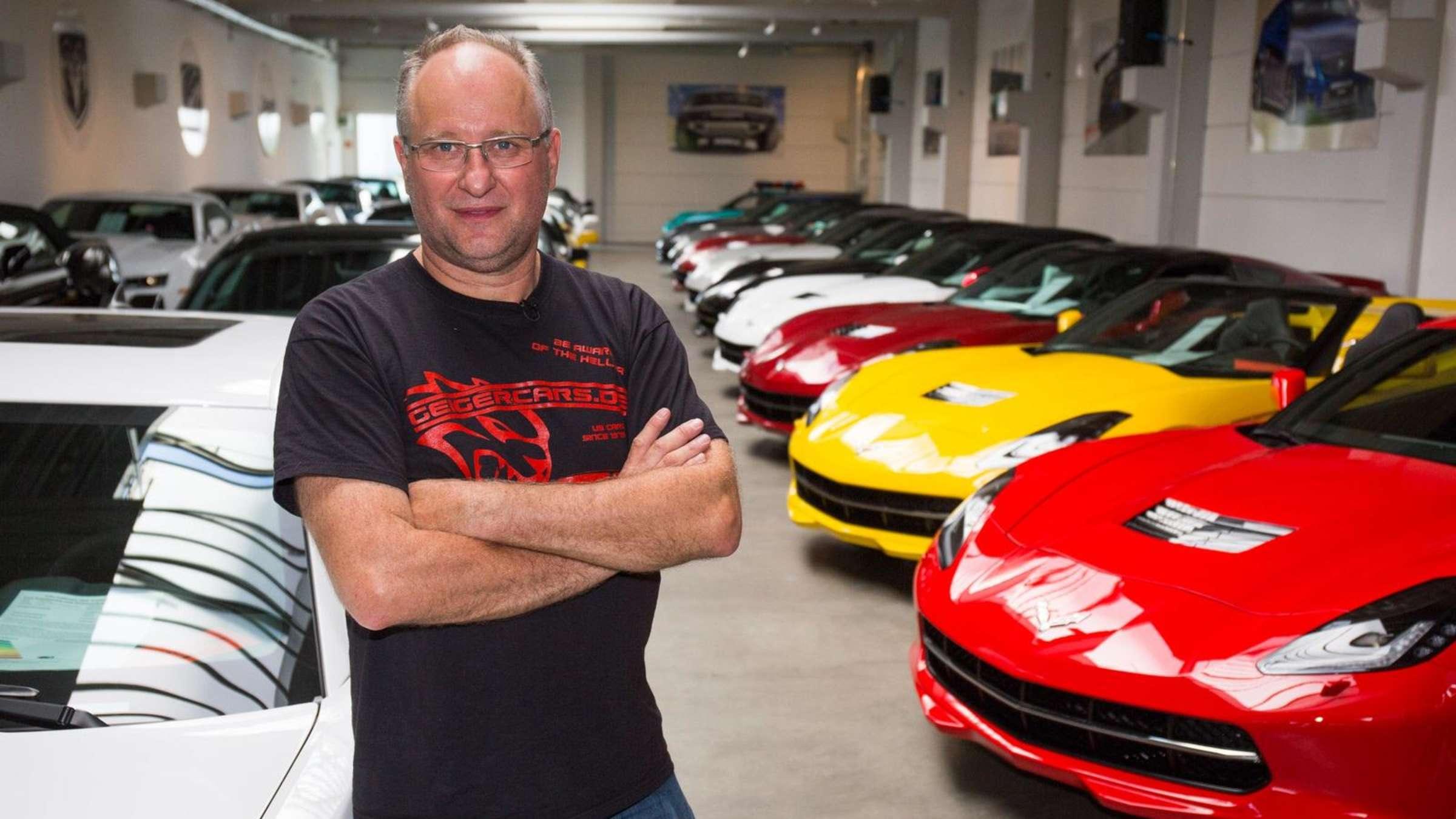 Interview Mit Us Car Handler Karl Geiger Stadt