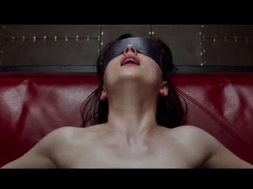 """Fifty Shades of Grey"": Trailer sorgt für Shitstorm"