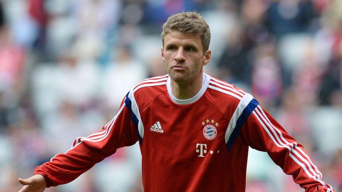 Welche Rückennummer Trägt Thomas Müller Bei Den Bayern?