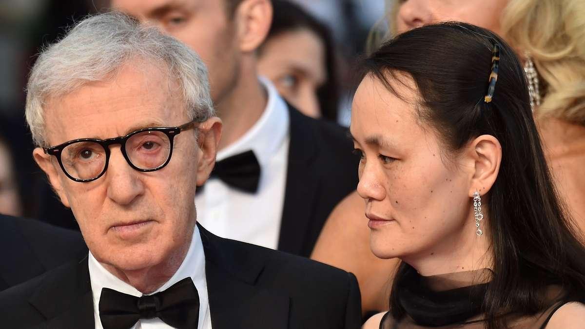Woody Allen sieht seine Ehe als Glücksfall an   Stars