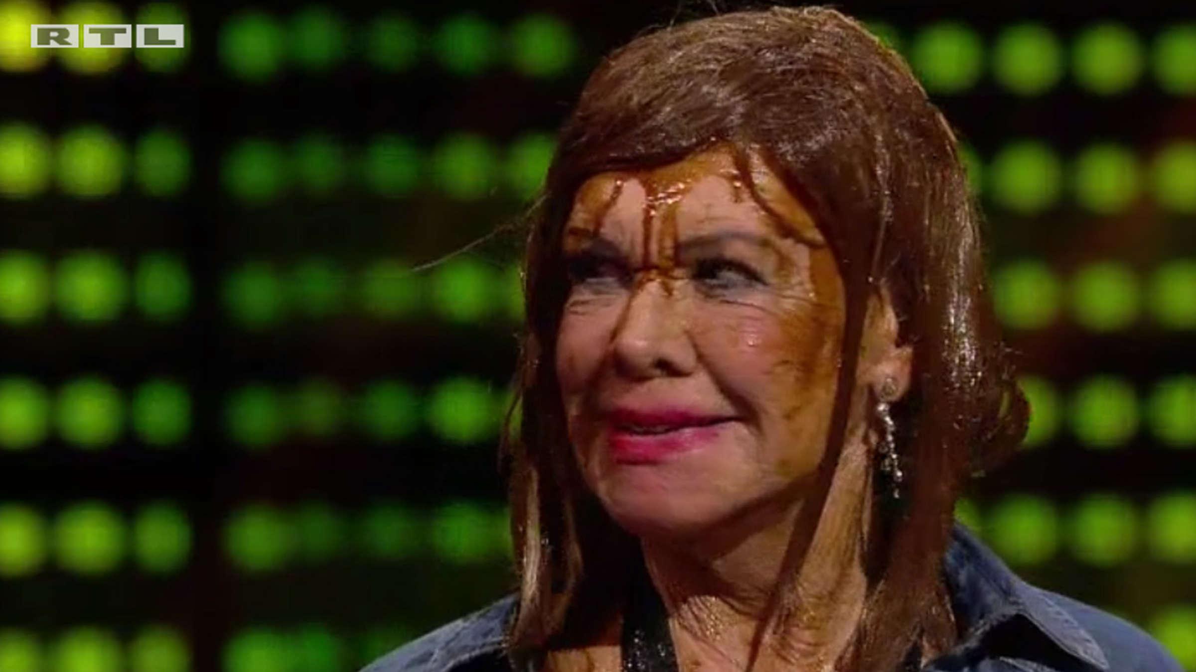 Sommer Dschungelcamp 2015 Ingrid Van Bergen Im Finale Tv