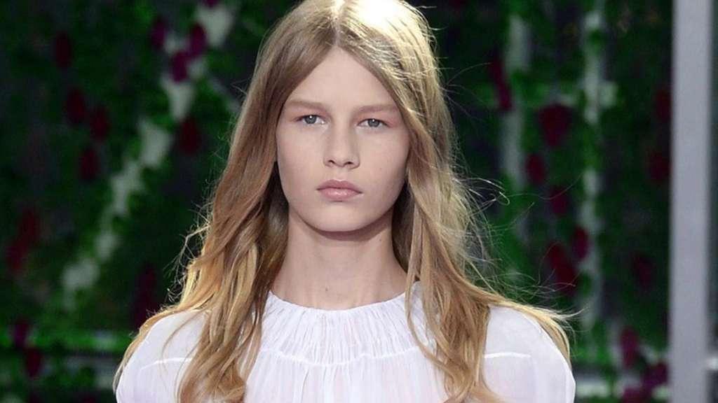 Sofia Mechetner: Model läuft mit 14 Jahren für Dior | Stars