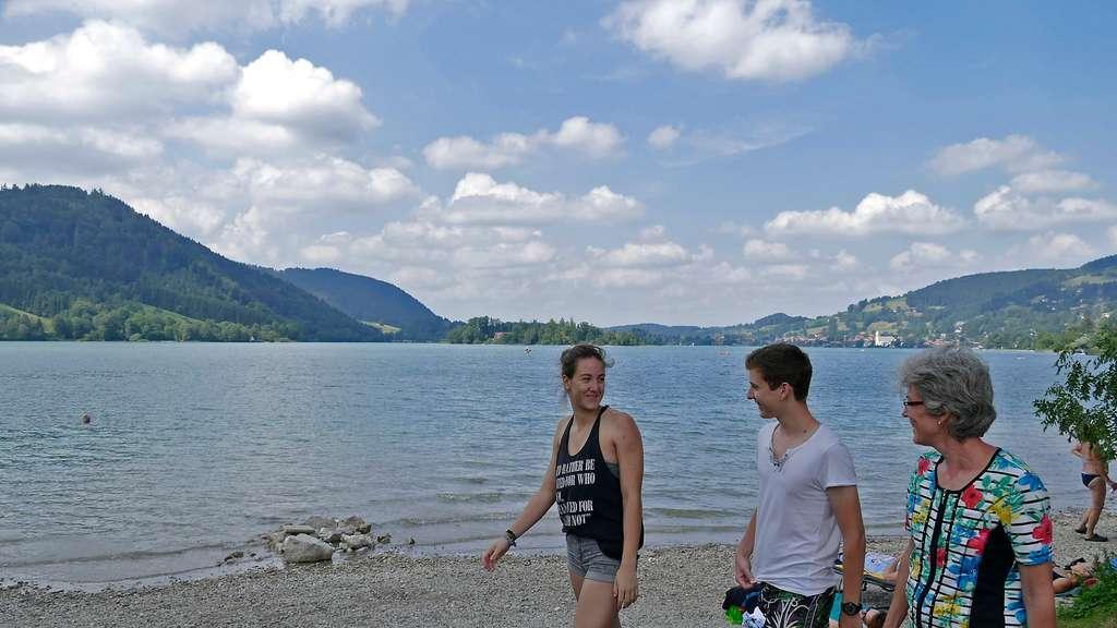 Schliersee Wandern Rund Um Den See Miesbach Outdoor