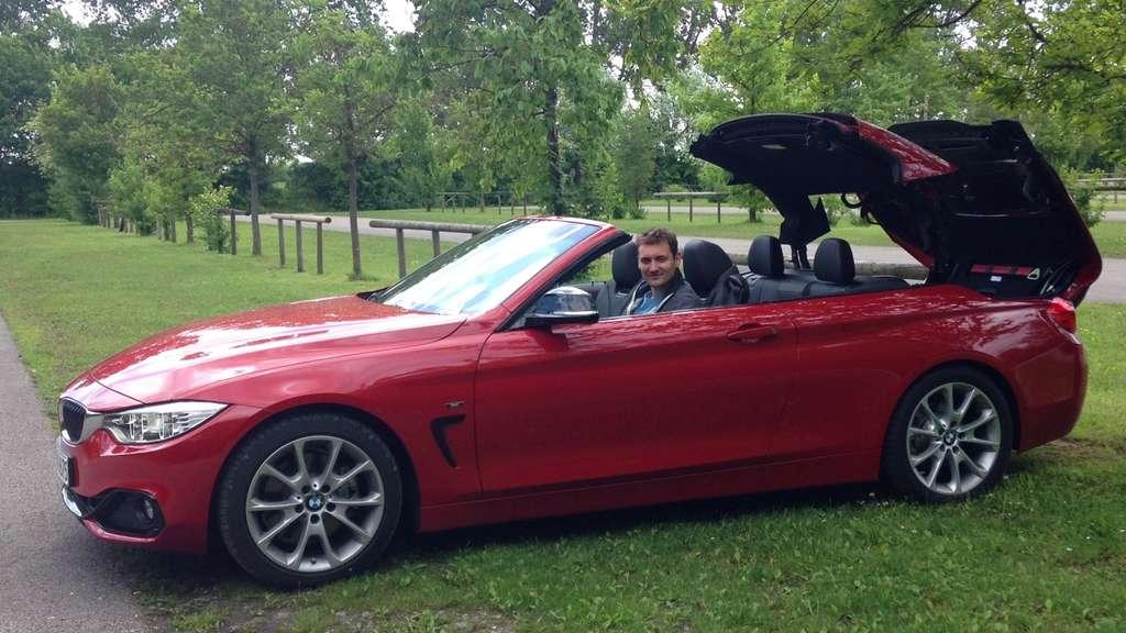 Das Bmw 4er Carbio überzeugt Beim Test Spaß Mit Und Ohne Dach Auto