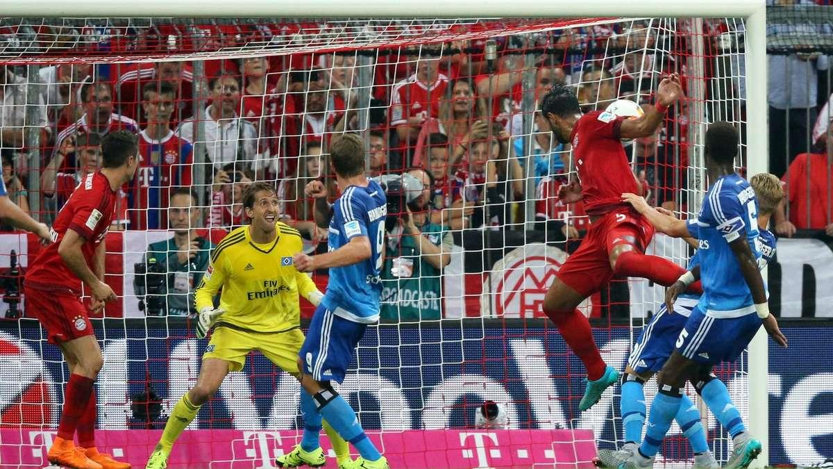 Bayern München Gegen Hamburger Sv