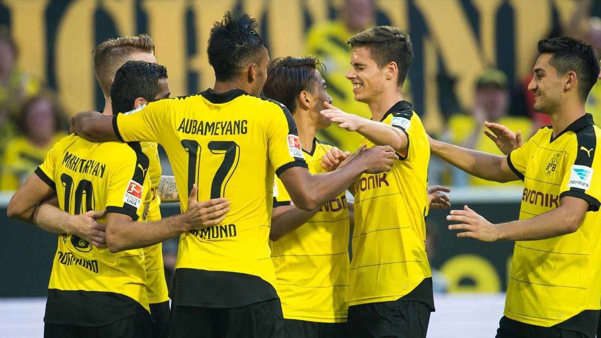 Dortmund Europa League Live