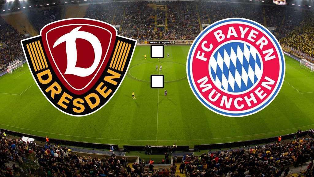 Fc Bayern Gegen Dynamo Dresden Das Benefizspiel Im Ticker Fc Bayern