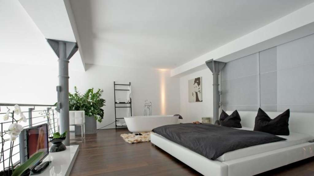 luxuri ser wohnen freistehende badewannen wohnen. Black Bedroom Furniture Sets. Home Design Ideas