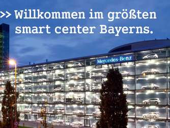 willkommen im gr ten smart center bayerns auto. Black Bedroom Furniture Sets. Home Design Ideas