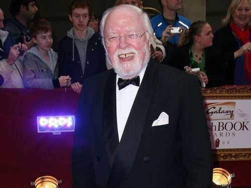 Sir Richard Attenborough stirbt mit 90 Jahren