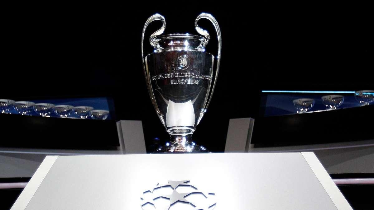 Champions-League-Gruppenphase: Auslosung aus Monaco im ...