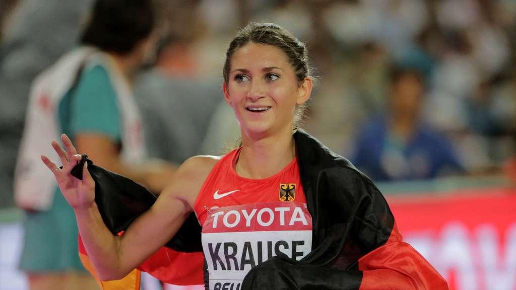 großer Abverkauf das billigste online zum Verkauf Leichtathletik-WM: Krause holt Bronze über 3000 m Hindernis ...