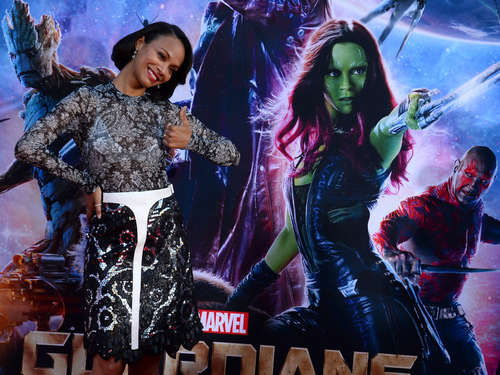 """Guardians of the Galaxy"": Hüter der Kino-Charts"