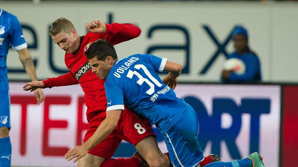 Lars Bender, Kevin Volland