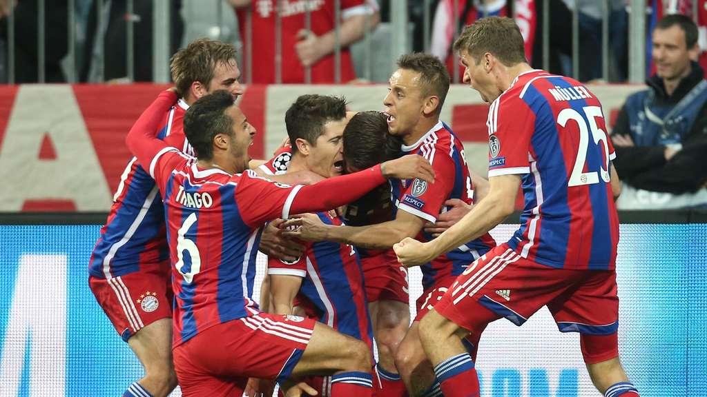 live stream bayern münchen champions league