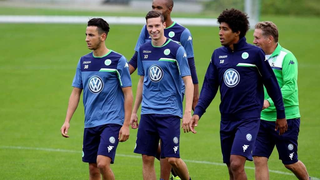 Wolfsburg Zska Moskau